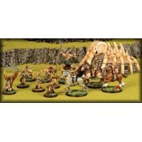 Figurines légendes celtiques CELTOS