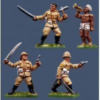 Pulp figurines
