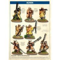"Figurines NorthStar ""Ronin"""