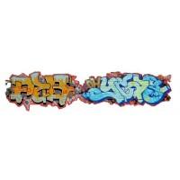Décalcos-graffitis