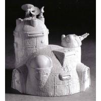 Bunkers et lignes de défense futuristes