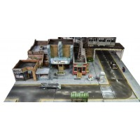 Routes et quartiers modulables