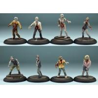 Zombies, monstres et mutants Studiominiatures