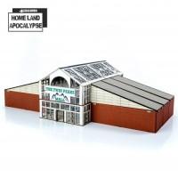 Supermarché/galerie marchande