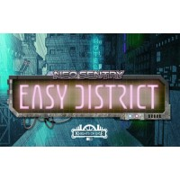 Easy District (KnightofDice)