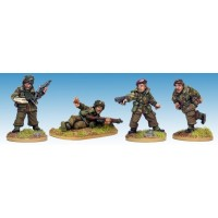 British Airborne (parachutistes) Europe