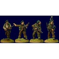 Commandos (Europe de l'ouest)