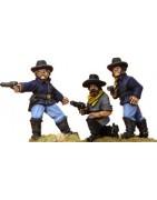 7ème de cavalerie, Buffalo soldiers et infanterie