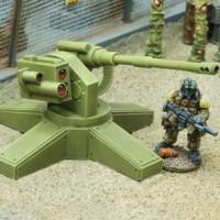 Canons et armement